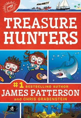 Book Treasure Hunters by James Patterson
