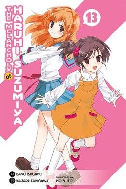 Book The Melancholy Of Haruhi Suzumiya, Vol. 13 (manga) by Nagaru Tanigawa