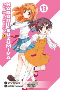 The Melancholy Of Haruhi Suzumiya, Vol. 13 (manga)