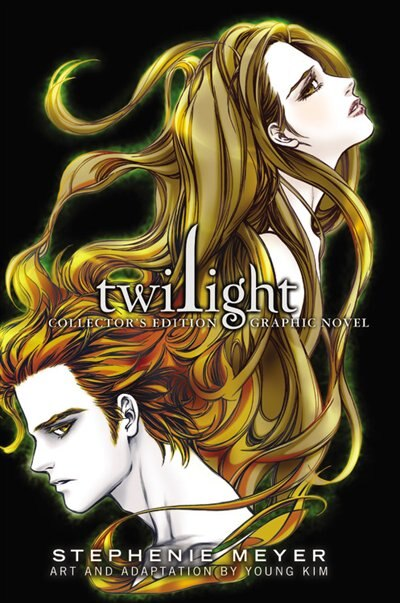 Twilight: The Graphic Novel Collector's Edition by Stephenie Meyer