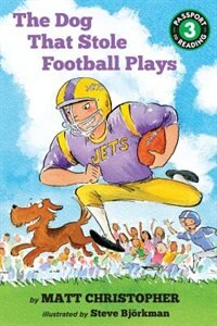 Book The Dog That Stole Football Plays by Matt Christopher