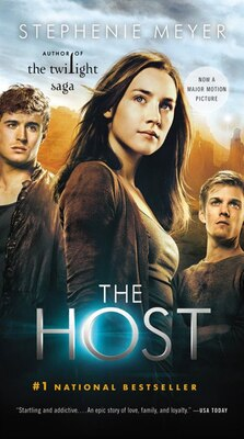 Book The Host: A Novel by Stephenie Meyer