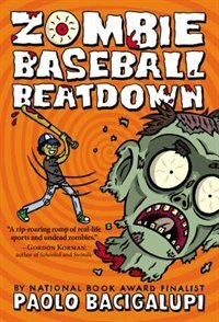 Book Zombie Baseball Beatdown by Paolo Bacigalupi