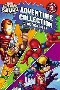 Book Super Hero Squad Adventure Collection by Lucy Rosen