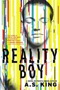 Book Reality Boy by A.s. King