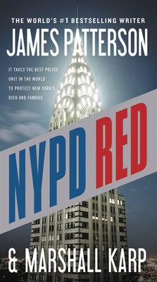 Book Nypd Red by James Patterson