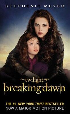 Book Breaking Dawn by Stephenie Meyer