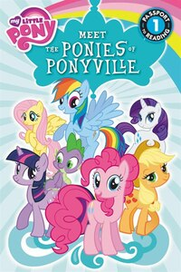 My Little Pony: Meet the Ponies of Ponyville