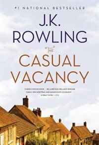 Book The Casual Vacancy by J. K. Rowling