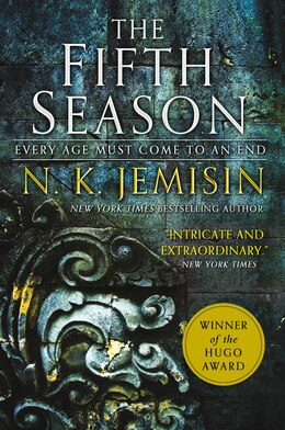 Book The Fifth Season by N. K. Jemisin