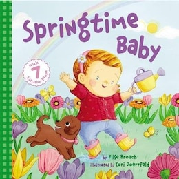 Book Springtime Baby by Elise Broach