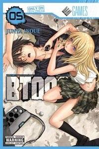 Btooom!, Vol. 5 by Junya Inoue