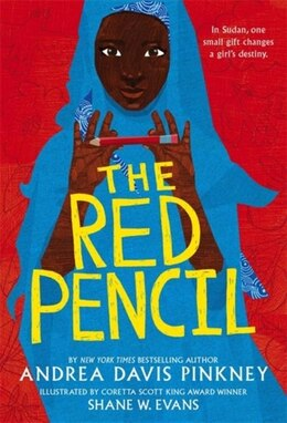Book The Red Pencil by Andrea Davis Pinkney
