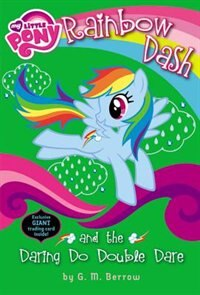 My Little Pony: Rainbow Dash And The Daring Do Double Dare