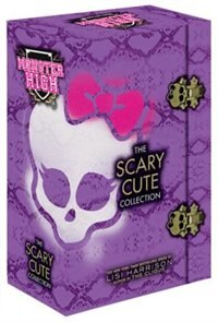 Book Monster High: The Scary Cute Collection by Lisi Harrison