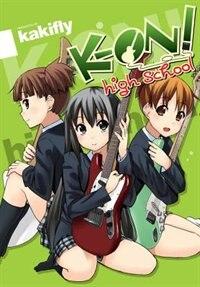 K-on! High School by Kakifly