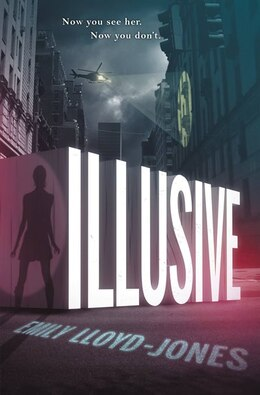 Book Illusive by Emily Lloyd-jones