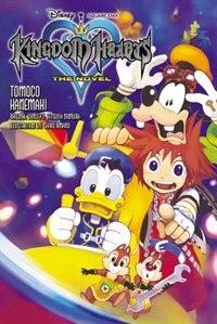 Kingdom Hearts: The Novel (light Novel)