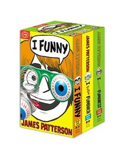 Book I Funny Boxed Set by James Patterson