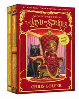 Adventures From The Land Of Stories Boxed Set: The Mother Goose Diaries And Queen Red Riding Hood's Guide To Royalty by Chris Colfer