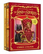 Adventures From The Land Of Stories Boxed Set: The Mother Goose Diaries And Queen Red Riding Hood's…