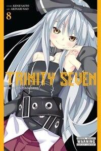 Trinity Seven, Vol. 8: The Seven Magicians