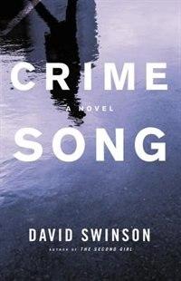 Book Crime Song by David Swinson
