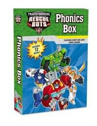 Transformers Rescue Bots: Phonics Box