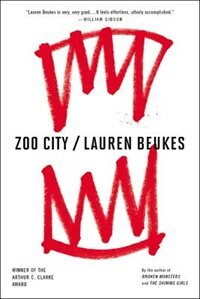 Book Zoo City by Lauren Beukes
