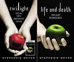 Book Twilight Tenth Anniversary/life And Death Dual Edition by Stephenie Meyer