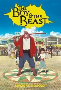 Book The Boy And The Beast by Mamoru Hosoda