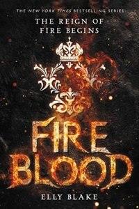 Book Fireblood by Elly Blake