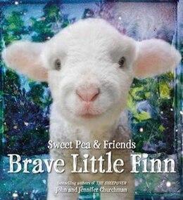 Book Brave Little Finn by Jennifer Churchman