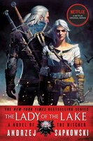 Book The Lady Of The Lake by Andrzej Sapkowski
