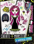 Monster High: Create-a-monster: A Doodle Book
