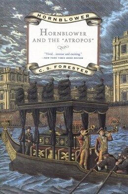 Book Hornblower And The Atropos by C. S. Forester