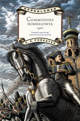 Book Commodore Hornblower by C. S. Forester
