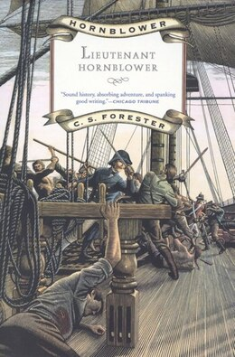 Book Lieutenant Hornblower by C. S. Forester