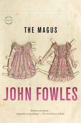 Book The Magus by John Fowles