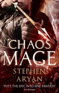 Book Chaosmage by Stephen Aryan