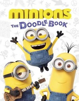 Book Minions: The Doodle Book by Trey King