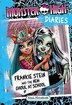 Monster High Diaries: Frankie Stein And The New Ghoul At School by Nessi Monstrata