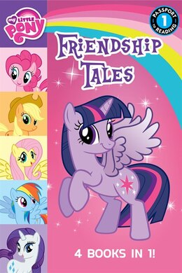 Book My Little Pony: Friendship Tales (indigo Special Edition) by Hasbro
