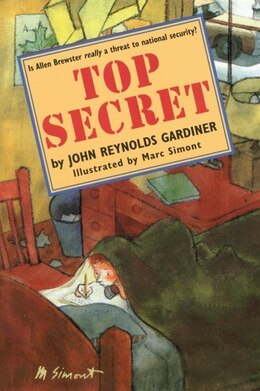Book Top Secret by John Reynolds Gardiner