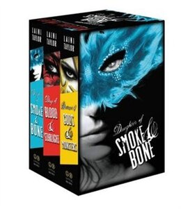 Book The Daughter Of Smoke & Bone Trilogy Paperback Gift Set by Laini Taylor