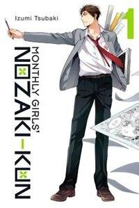 Monthly Girls' Nozaki-kun, Vol. 1 by Izumi Tsubaki