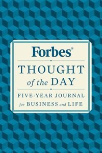 Book Forbes Thought Of The Day: Five-year Journal For Business And Life by Ted Forbes Magazine