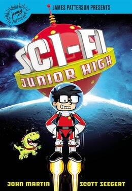 Book Sci-fi Junior High by Scott Seegert