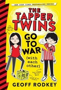 Book The Tapper Twins Go To War (with Each Other) by Geoff Rodkey