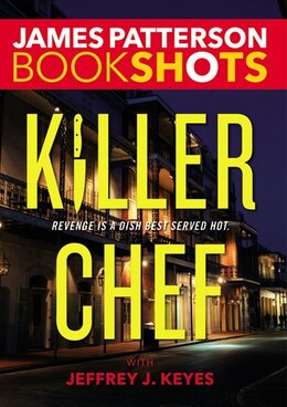 Book Killer Chef by James Patterson
